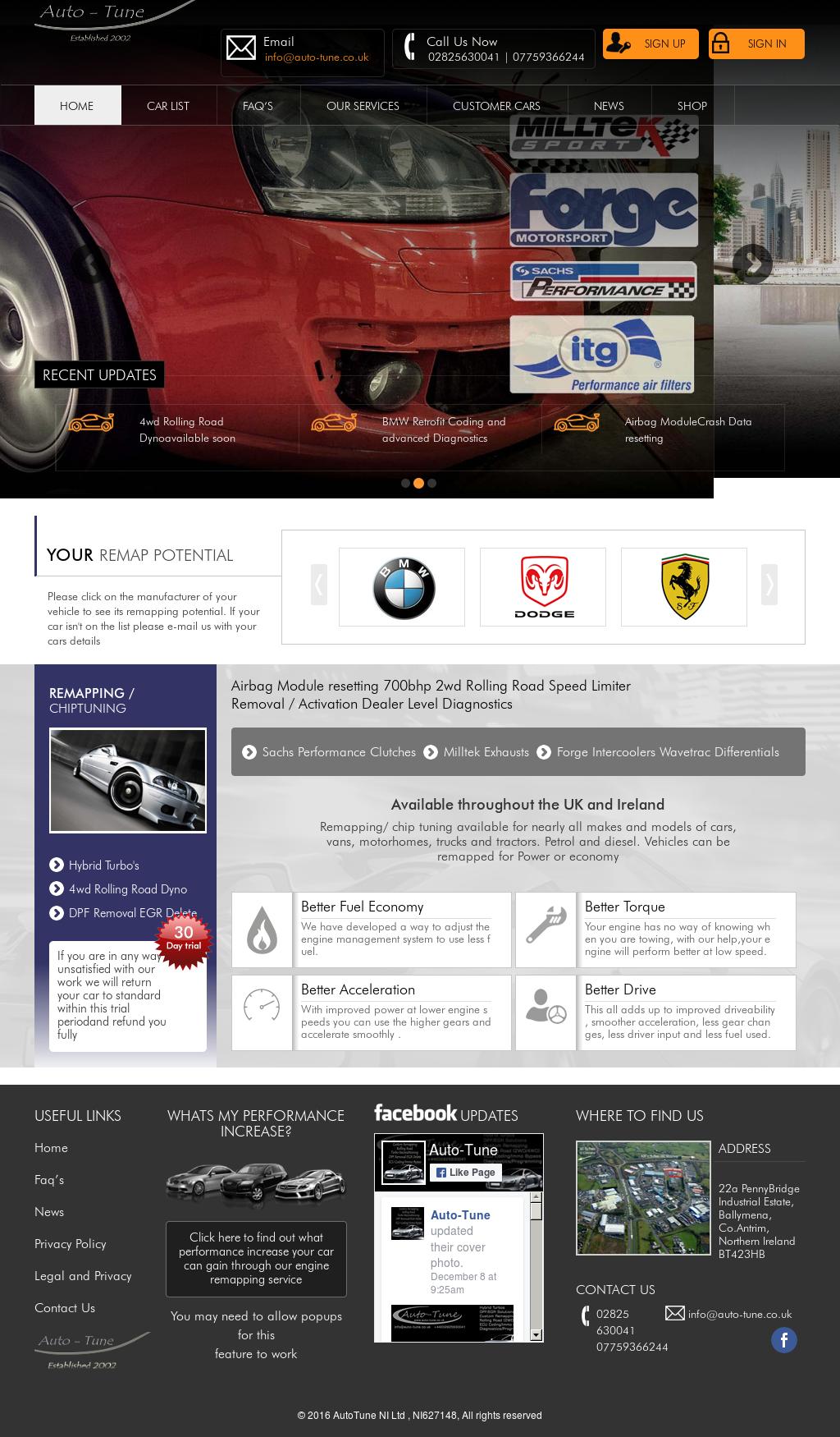 Auto-tune Competitors, Revenue and Employees - Owler Company Profile