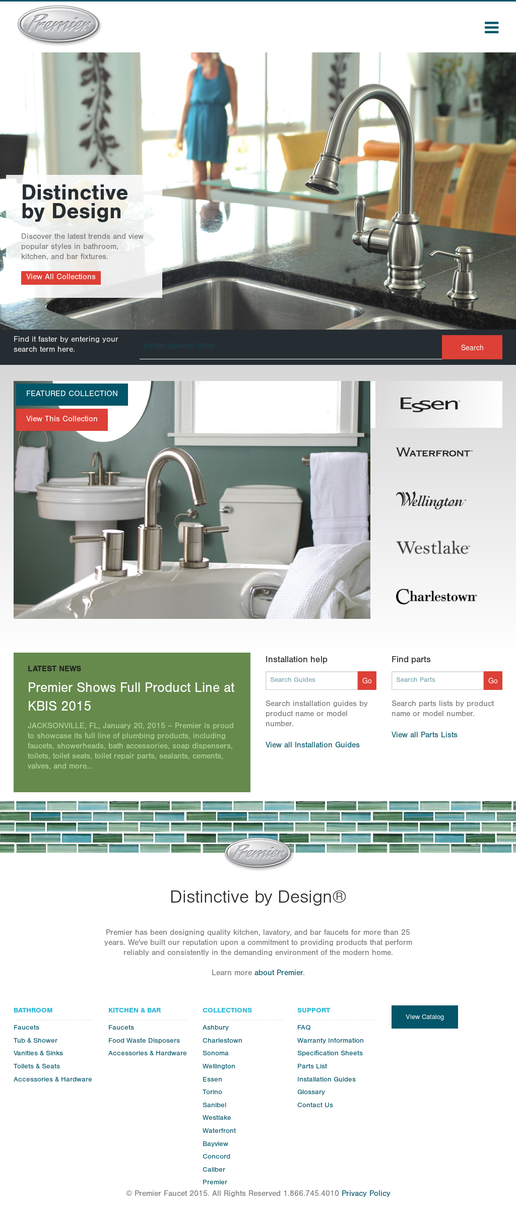 Premier Faucet Competitors, Revenue and Employees - Owler Company ...
