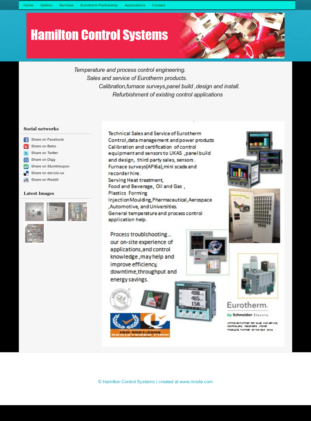 Hamilton Control Systems Competitors, Revenue and Employees - Owler
