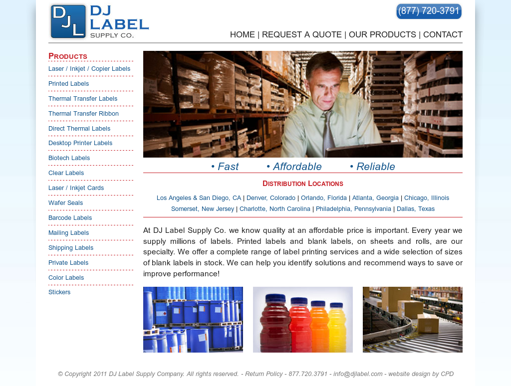 DJ Label Supply Competitors, Revenue and Employees - Owler Company