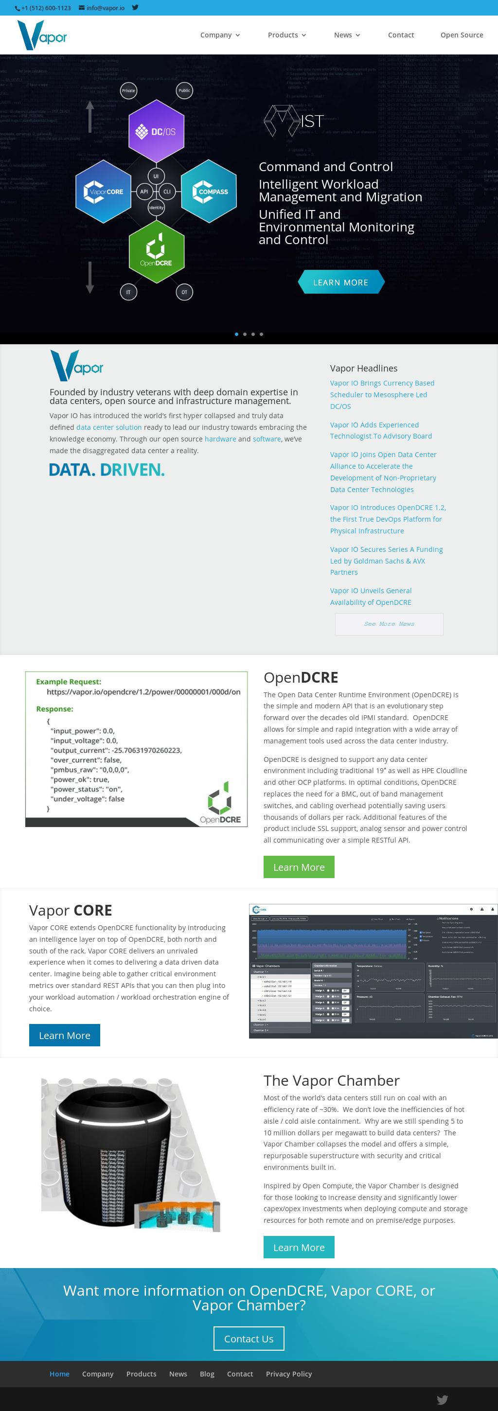 Vapor IO Competitors, Revenue and Employees - Owler Company
