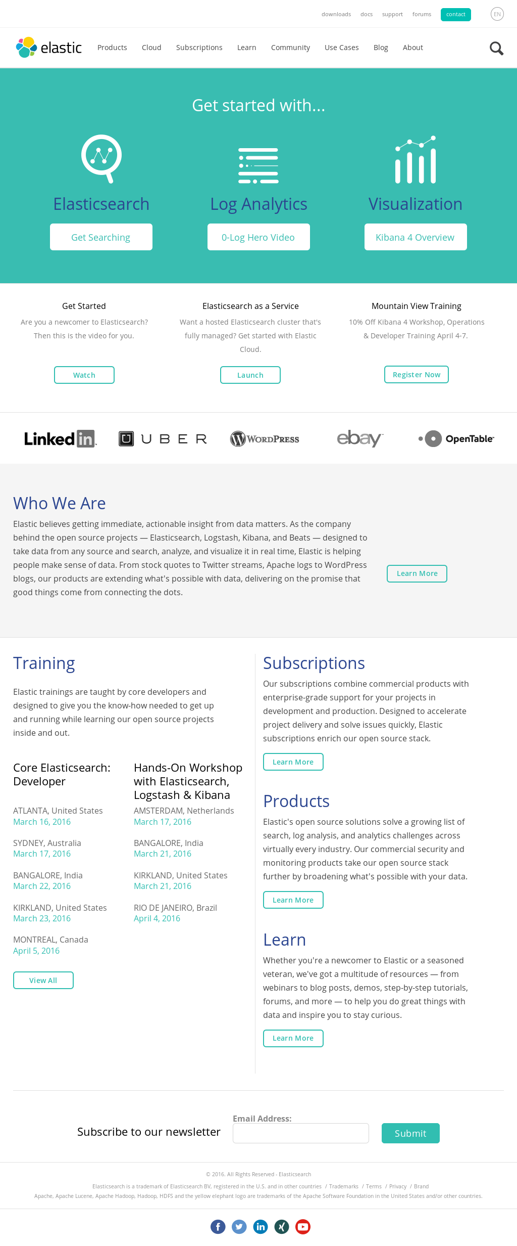 Elastic Competitors, Revenue and Employees - Owler Company