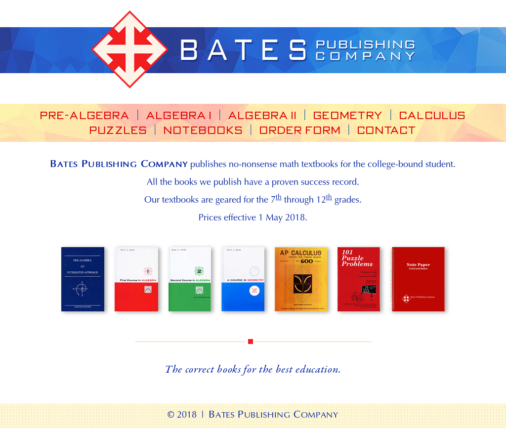 Bates Publishing Competitors, Revenue and Employees - Owler Company