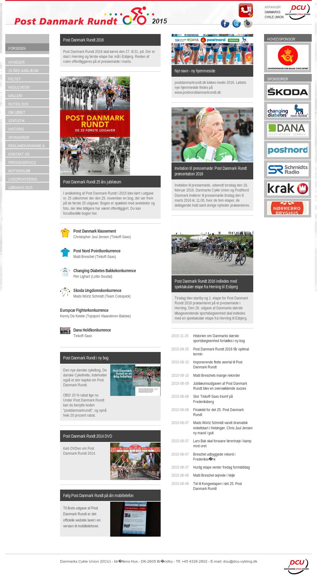 post danmark tid