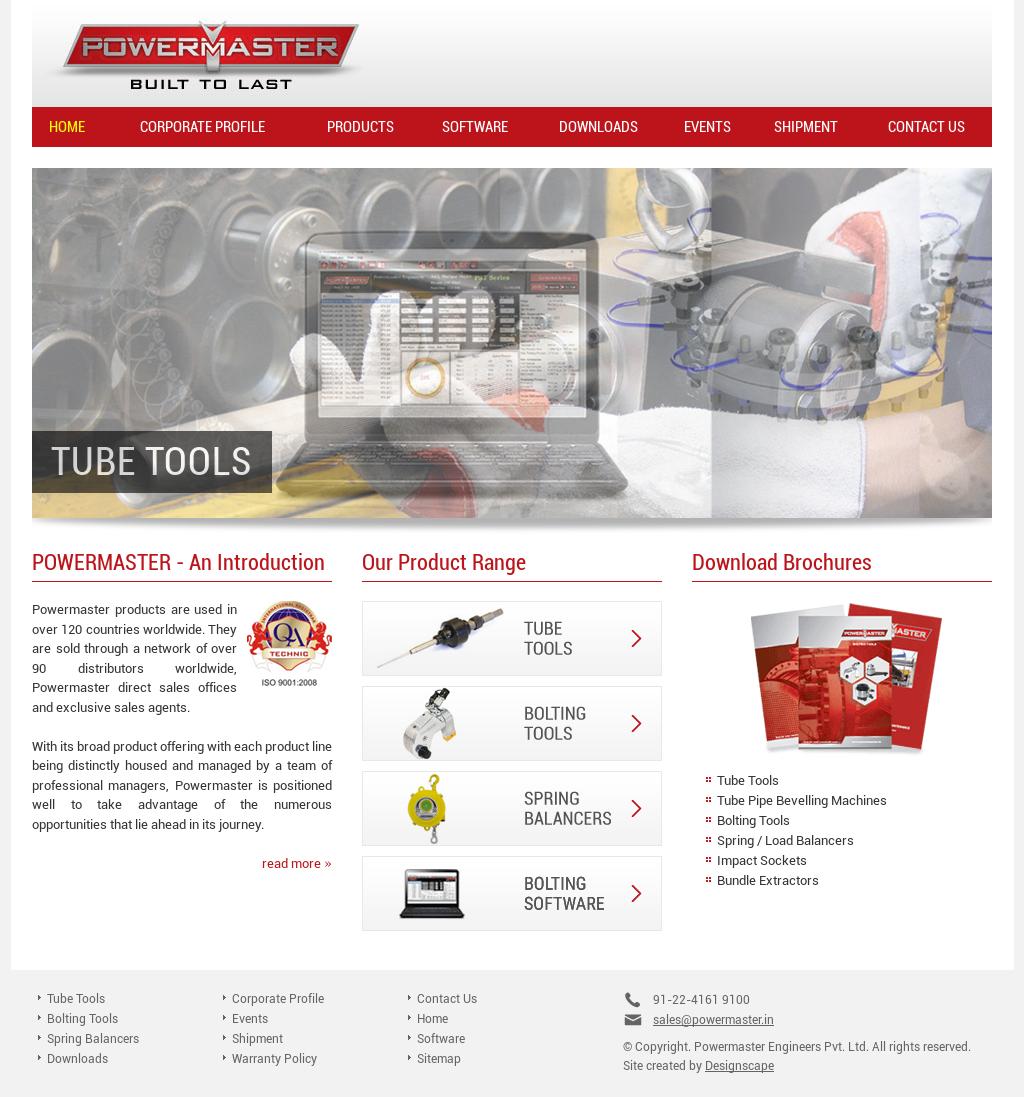 Powermaster Engineers Competitors, Revenue and Employees - Owler