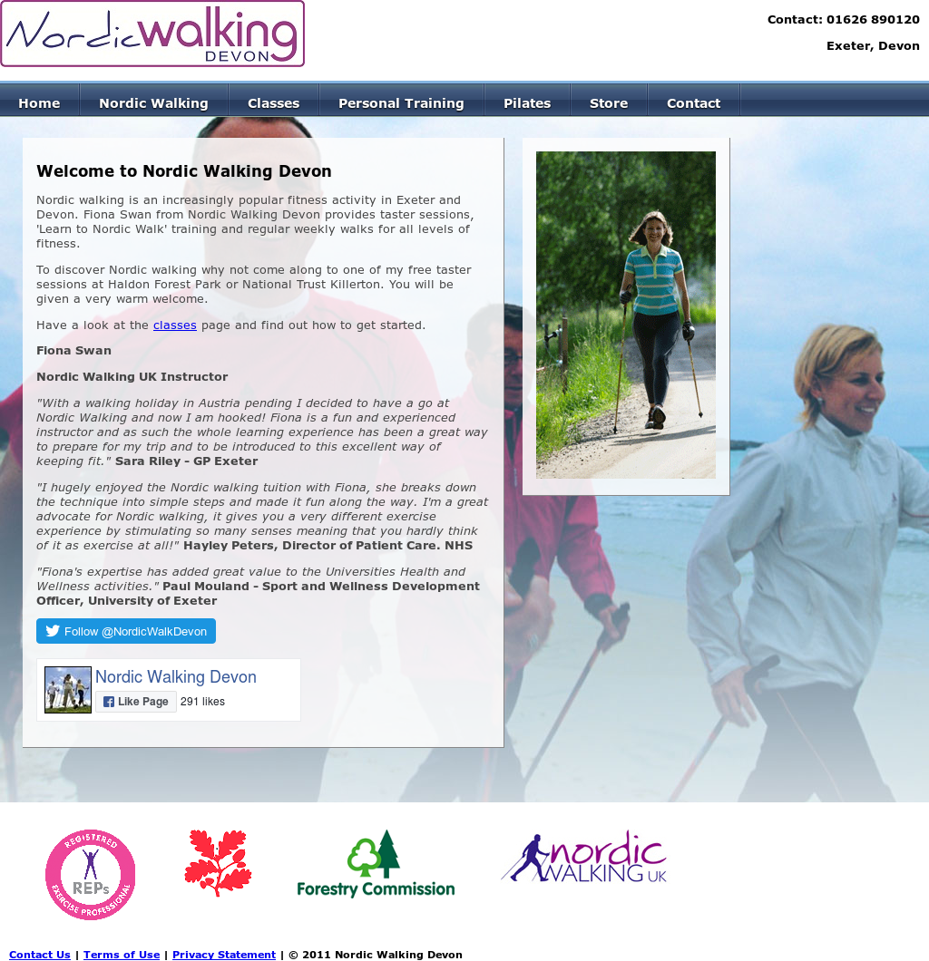 Nordic Walking Devon Competitors Revenue And Employees Owler