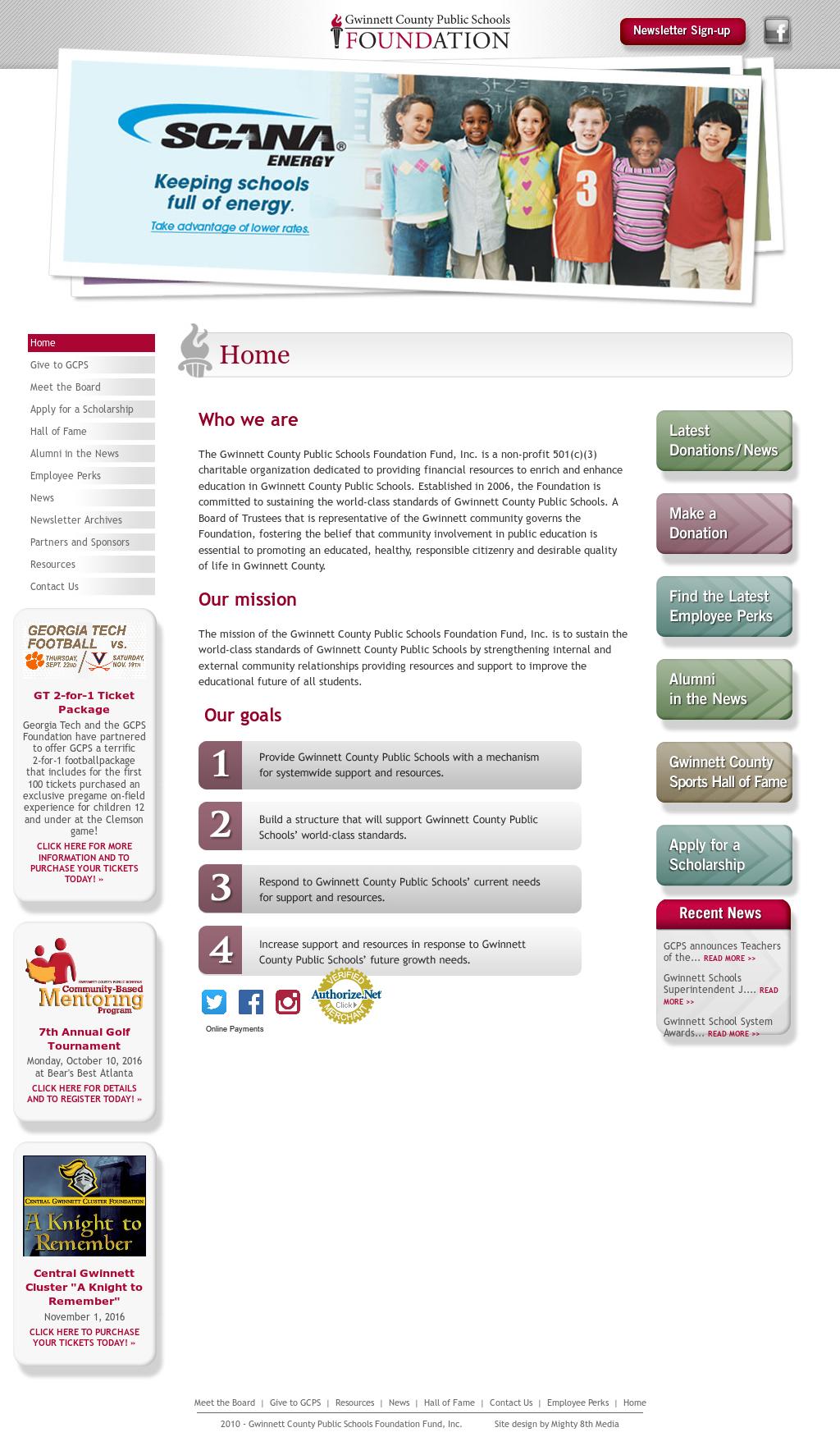 Gwinnett County Public Schools Foundation Competitors, Revenue and