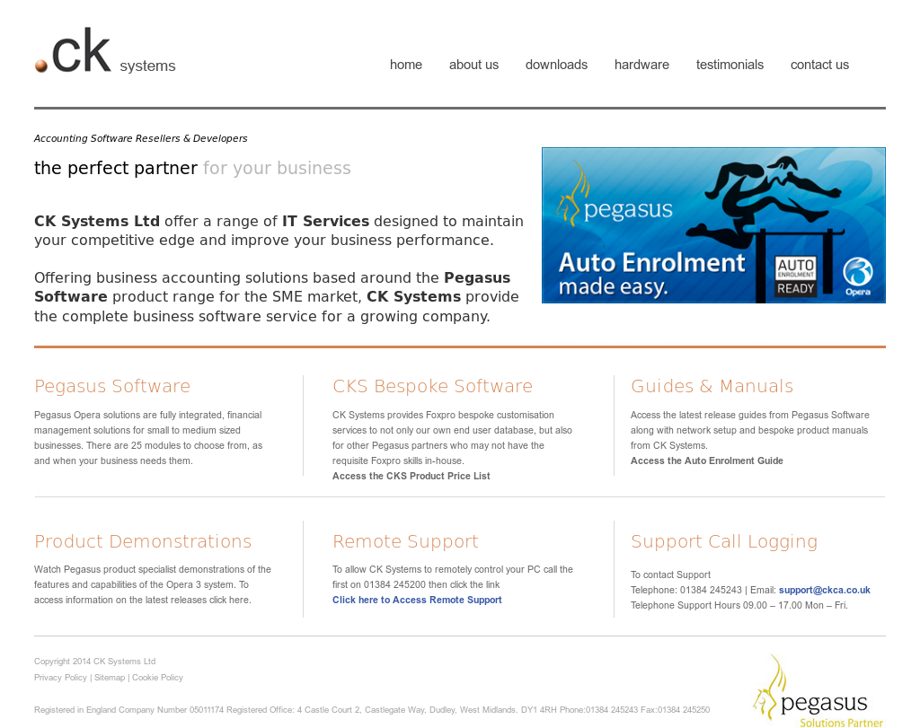 Cksystems Competitors, Revenue and Employees - Owler Company Profile