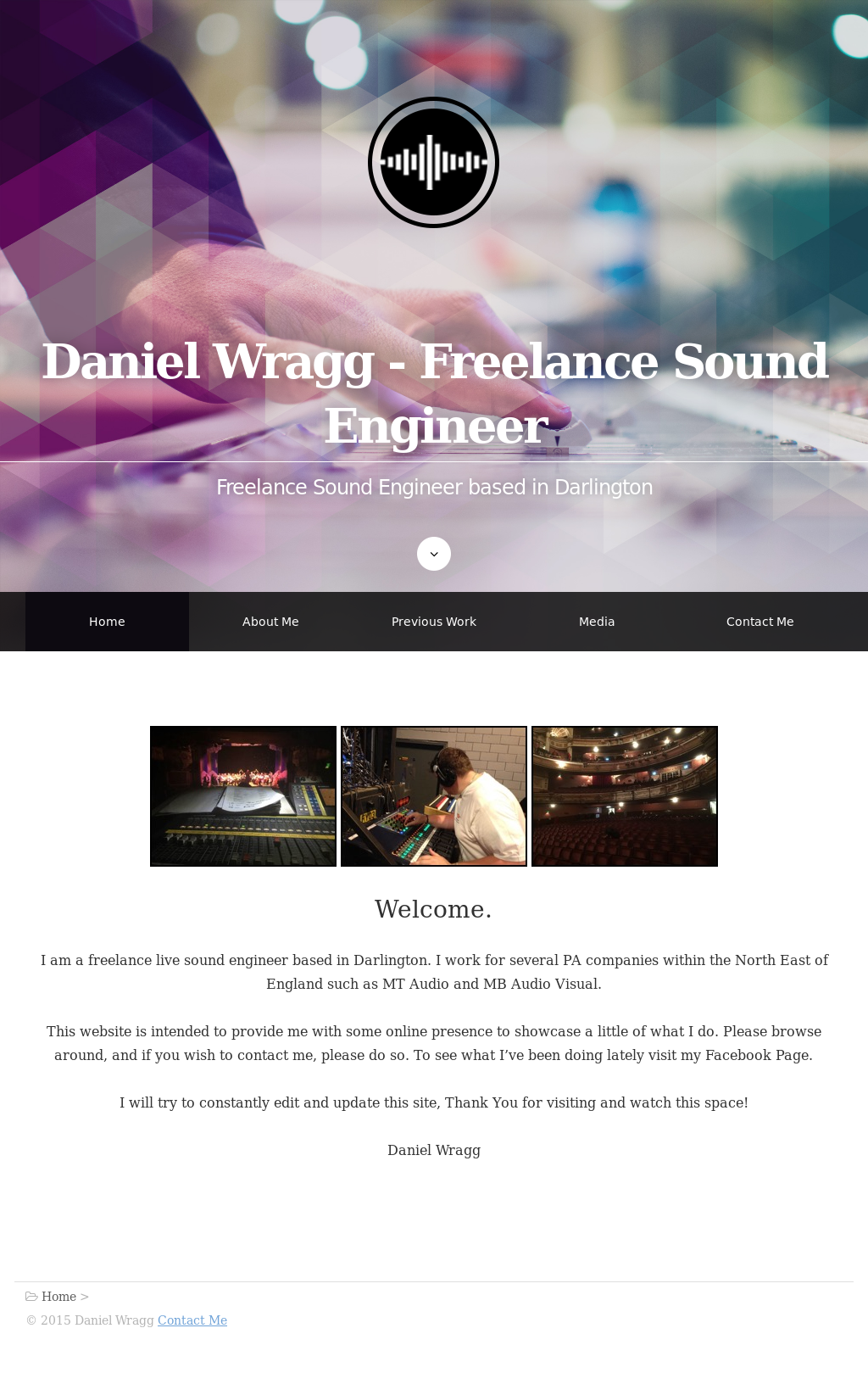 Daniel Wragg - Freelance Sound Engineer Competitors, Revenue