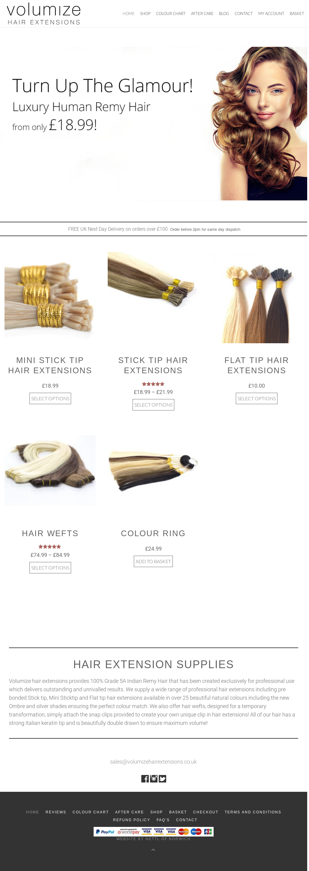 Volumize Hair Extension Supplies Competitors Revenue And Employees