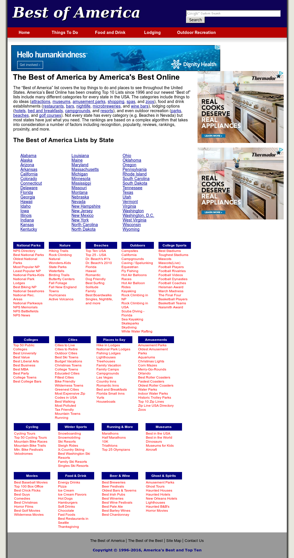 Best of America Competitors, Revenue and Employees - Owler Company ...
