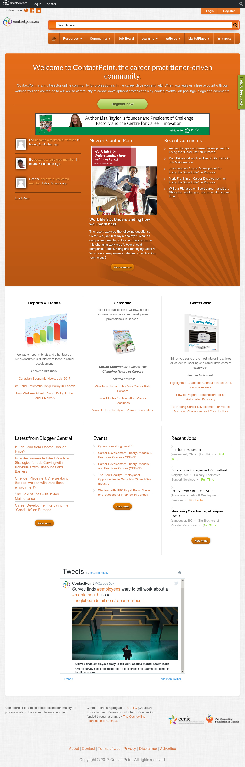 contactpoint website history