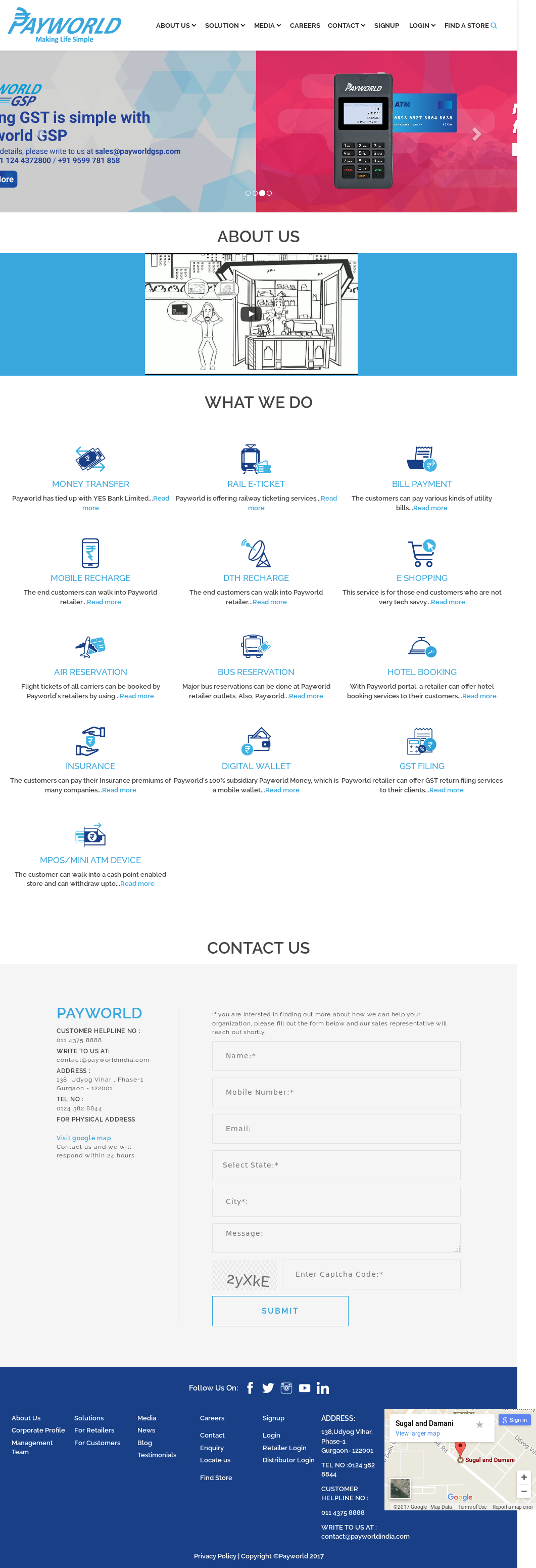 Payworld Competitors, Revenue and Employees - Owler Company Profile