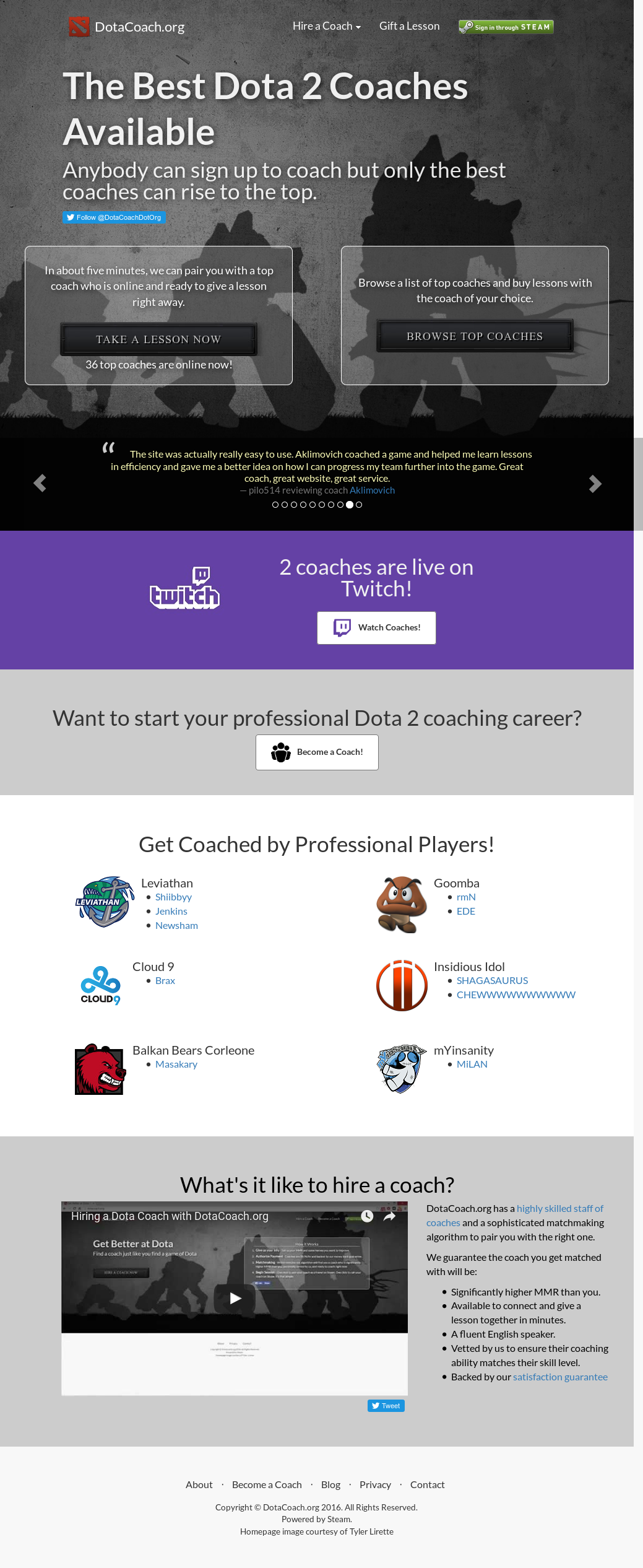 Dotacoach org Competitors, Revenue and Employees - Owler