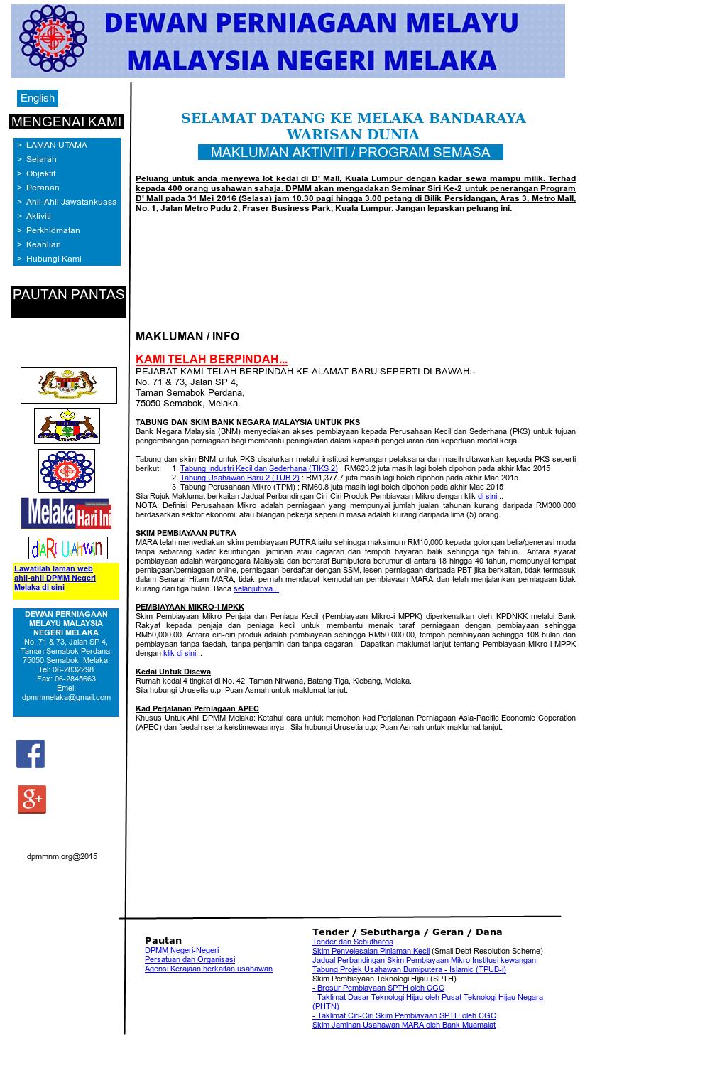Melaka Mccm Competitors Revenue And Employees Owler Company Profile