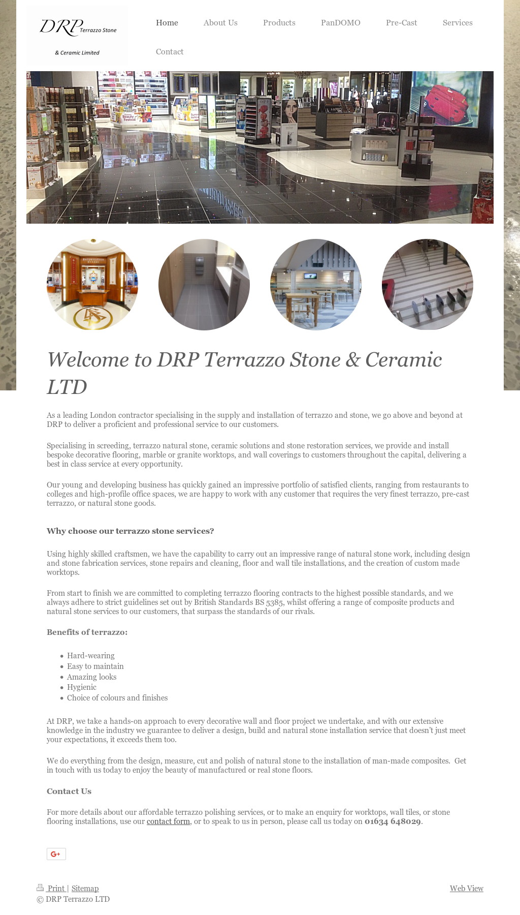 Drp Terrazzo Competitors Revenue And Employees Owler