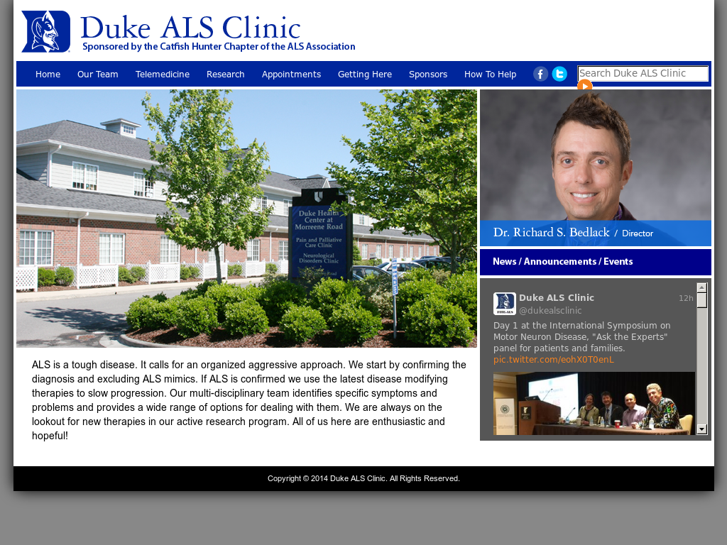 Dukealsclinic Competitors, Revenue and Employees - Owler