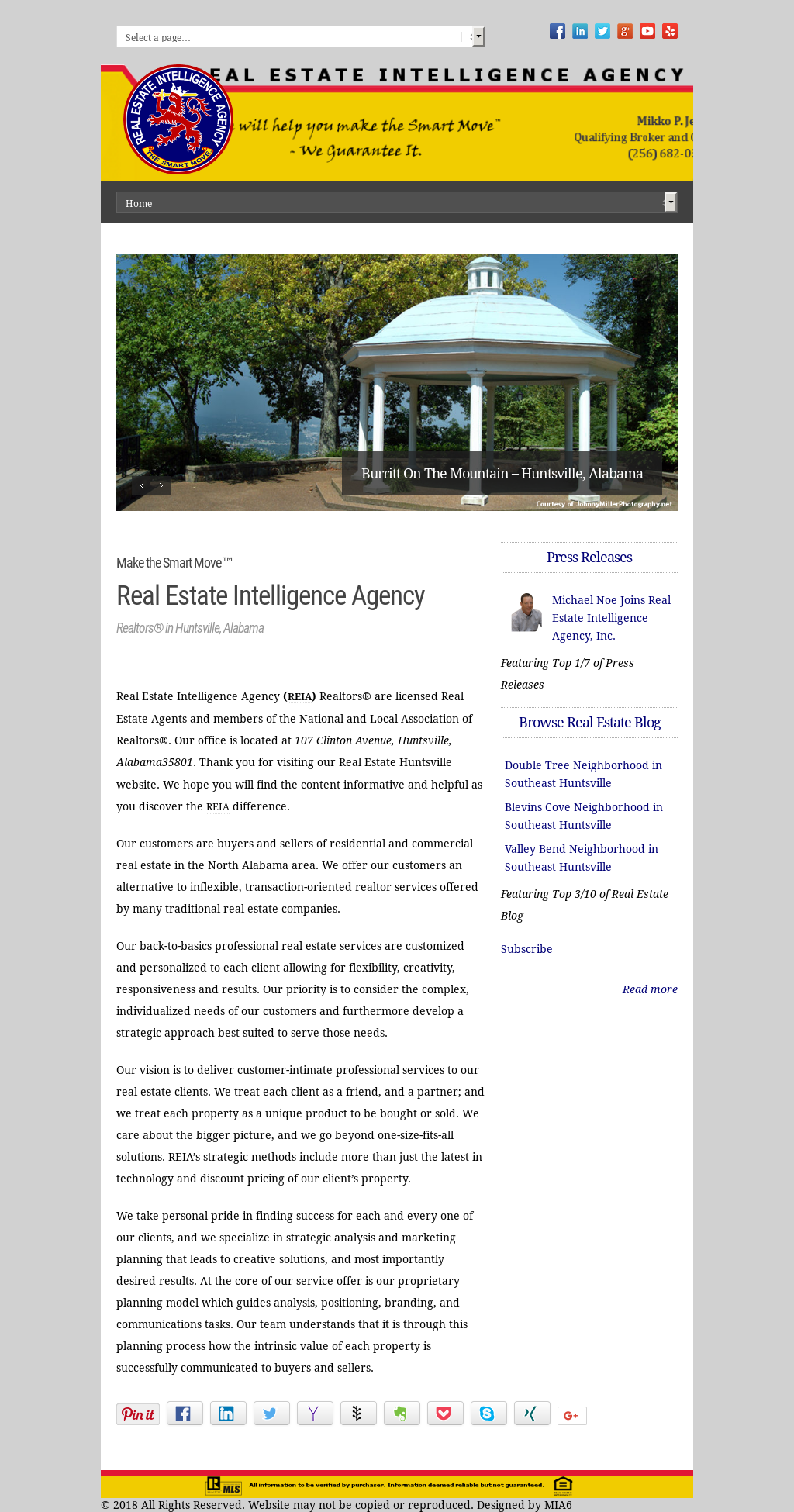 Real Estate Intelligence Agency Competitors, Revenue and