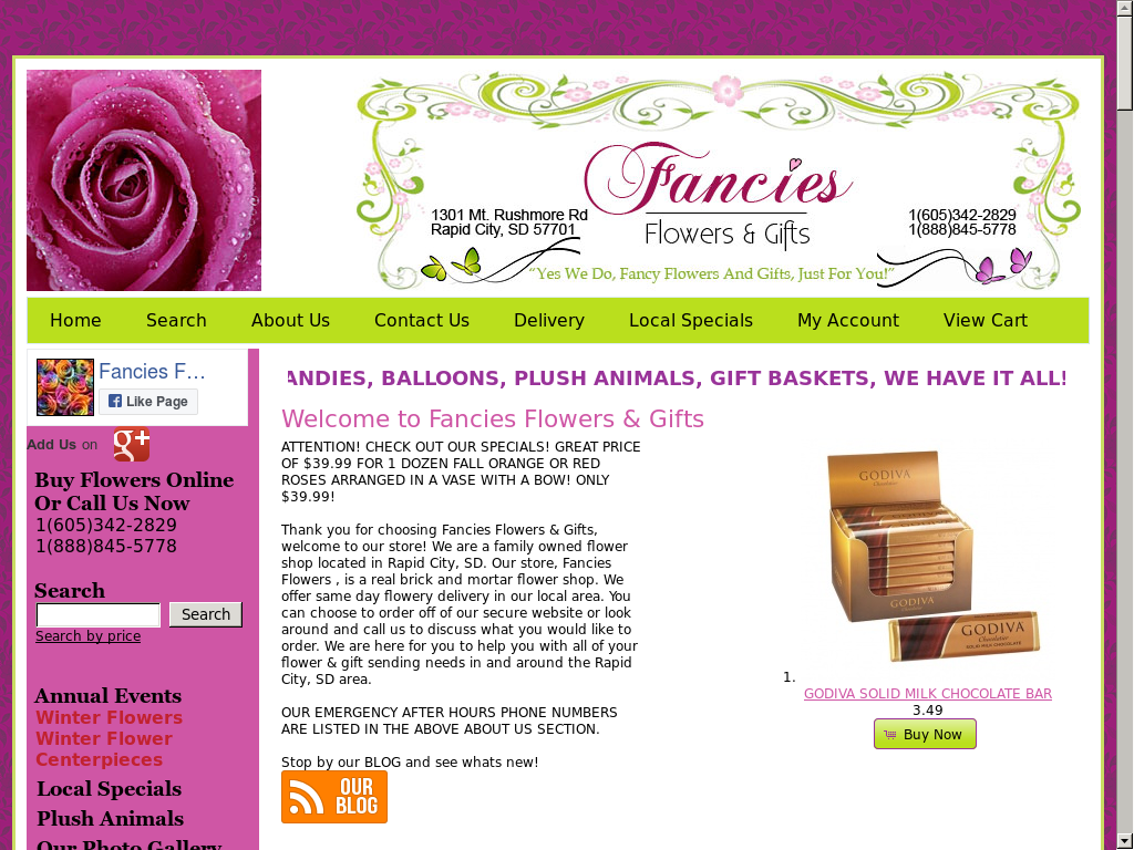 Fanciesflowers Competitors Revenue And Employees Owler Company Profile