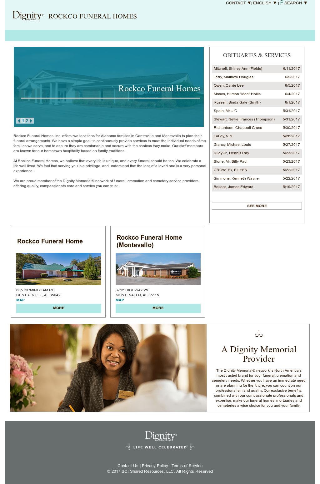 Rockco S Funeral Homes Competitors Revenue And Employees Owler