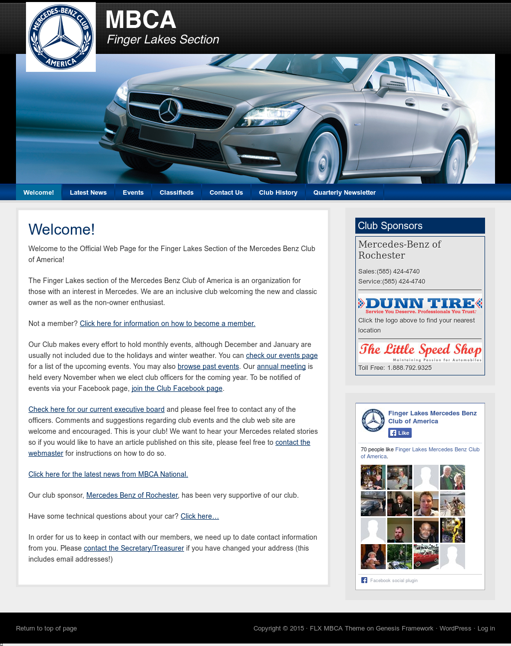 Finger Lakes Mercedes Benz Club Of America Competitors, Revenue And  Employees   Owler Company Profile
