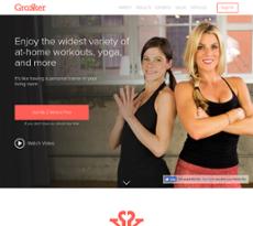 Grokker website history