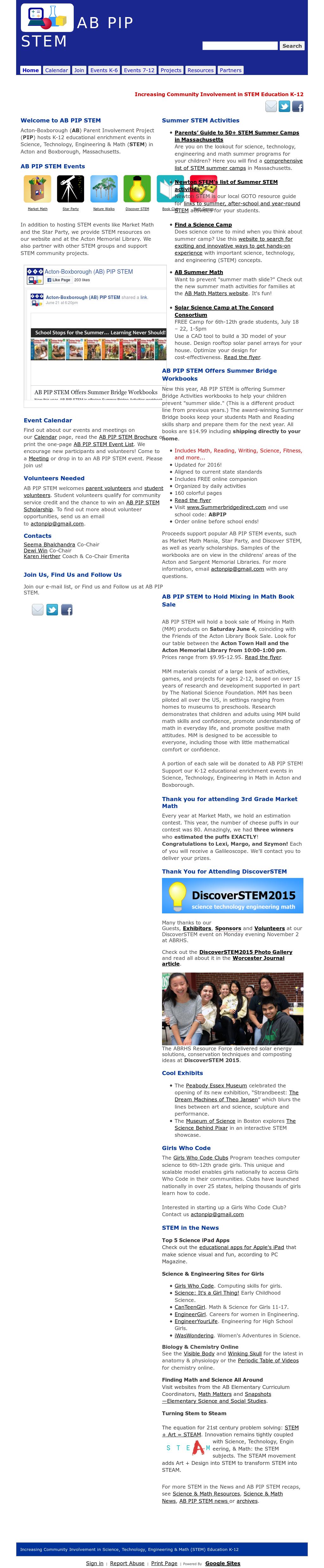 Acton-boxborough (Ab) Pip Stem Competitors, Revenue and Employees ...