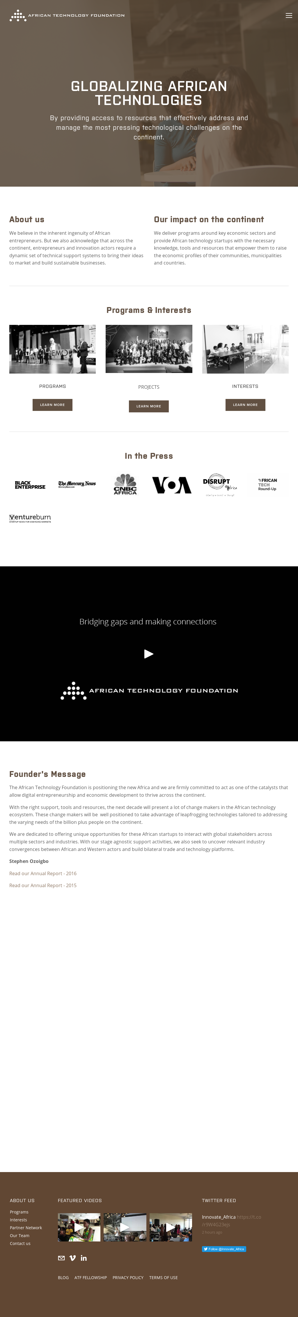 foundation of technology Membership provides the opportunity to become a part of a cutting-edge scientific community that will shape future developments in technology commercialization.