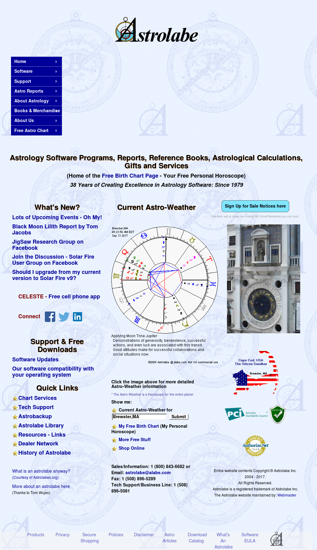Astrolabe Astrology Software And Services Competitors Revenue And
