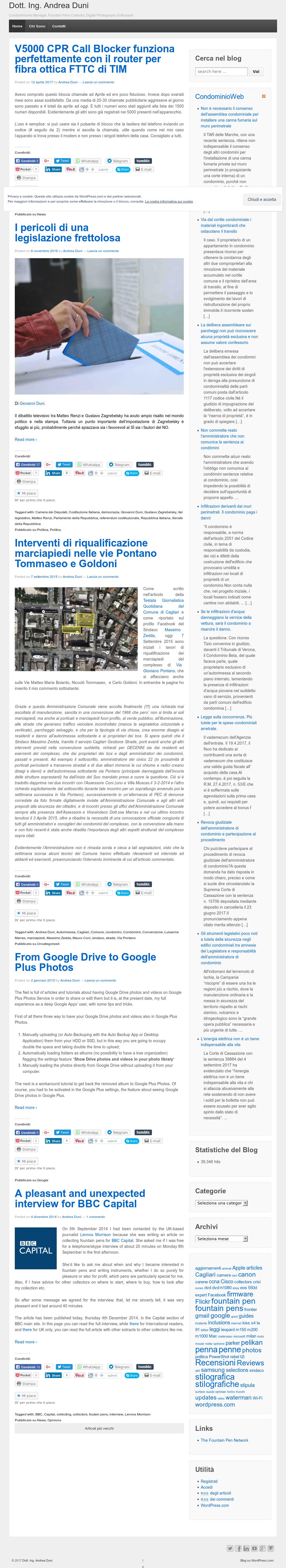 Amministrazioni Condominiali E Gestioni Immobiliari