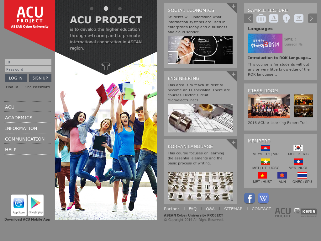 Asean Cyber University Competitors Revenue And Employees Owler Project On Electric Circuit Company Profile