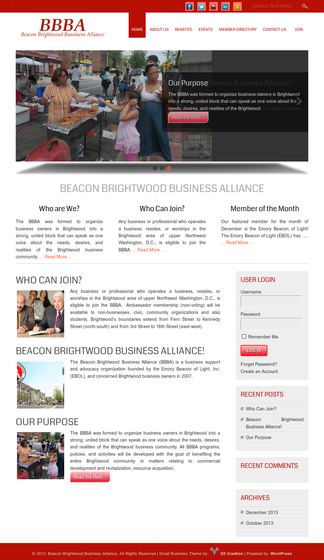Beacon Brightwood Business Alliance Competitors, Revenue and
