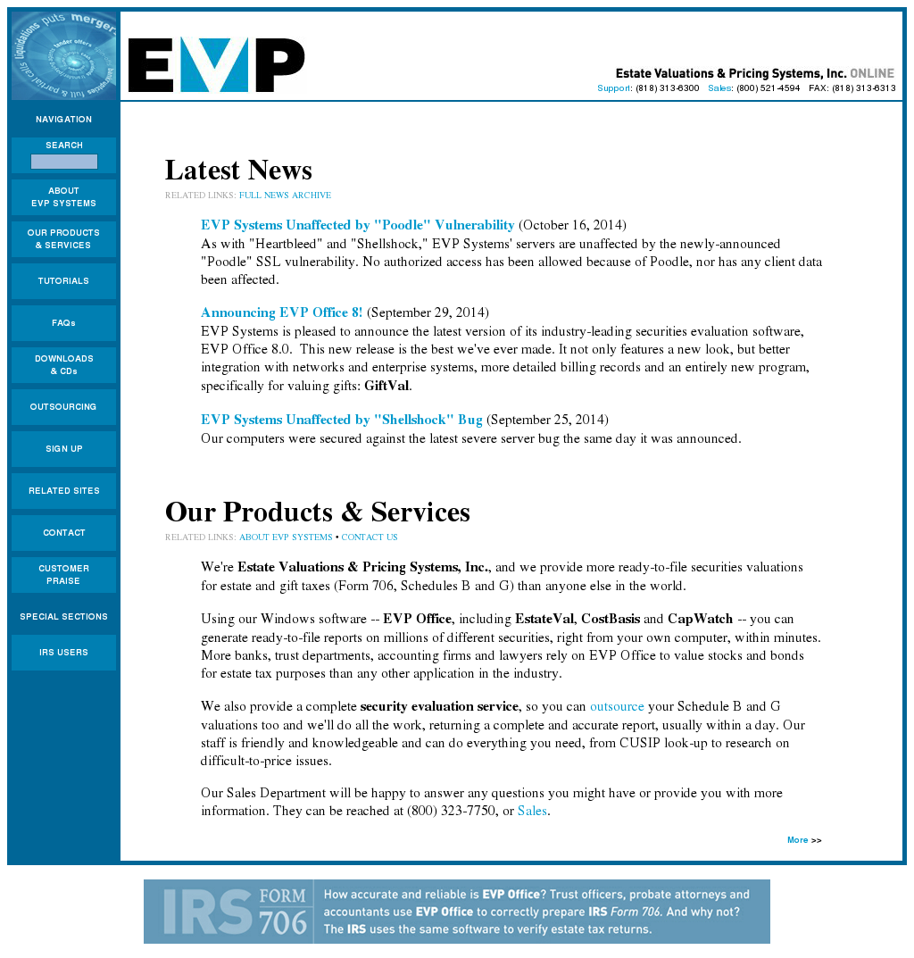 EVP Systems Competitors, Revenue and Employees - Owler