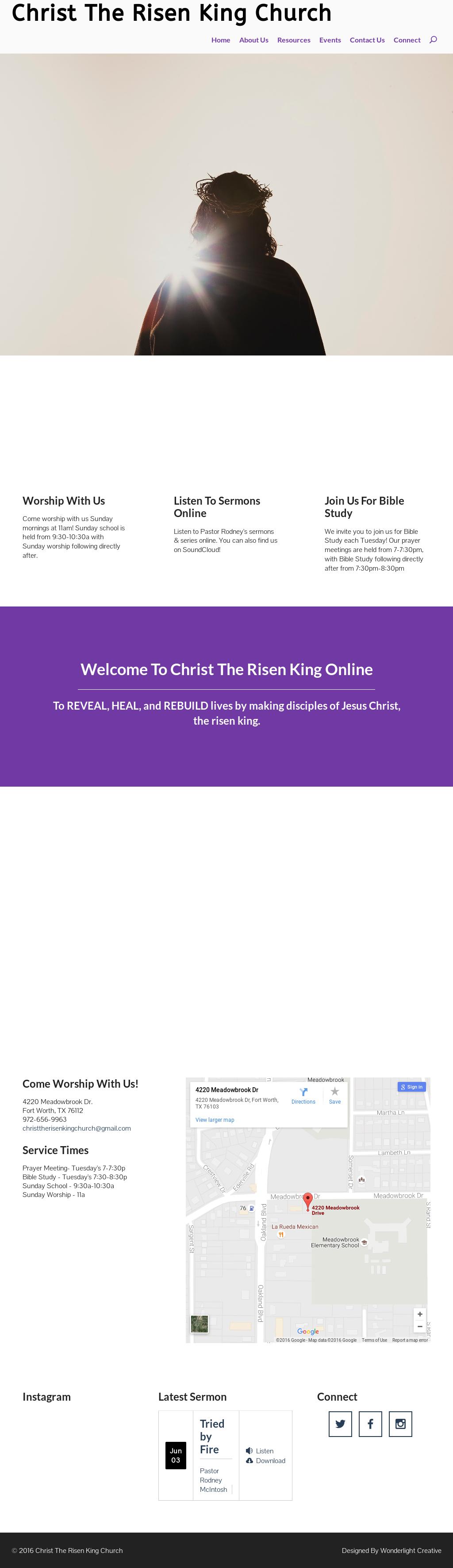 612d39db47d9 Christ The Risen King Church Competitors