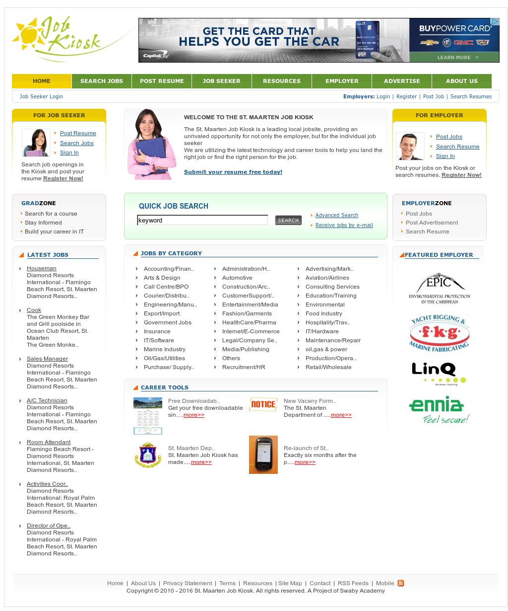 st maarten government website