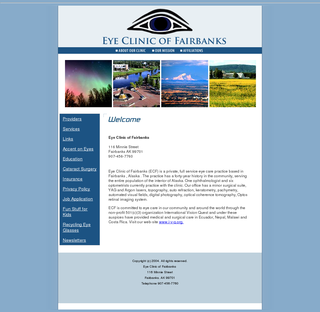 Eye Clinic Of Fairbanks Compeors