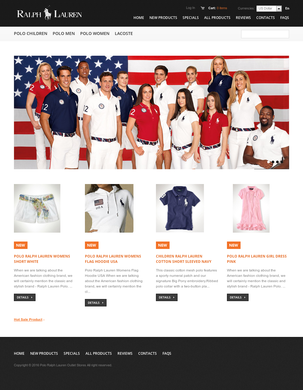 See screenshot ». + See more website history. Owler has collected 7  screenshots of Polo Ralph Lauren Outlet Stores  ... 43252fdf28c8