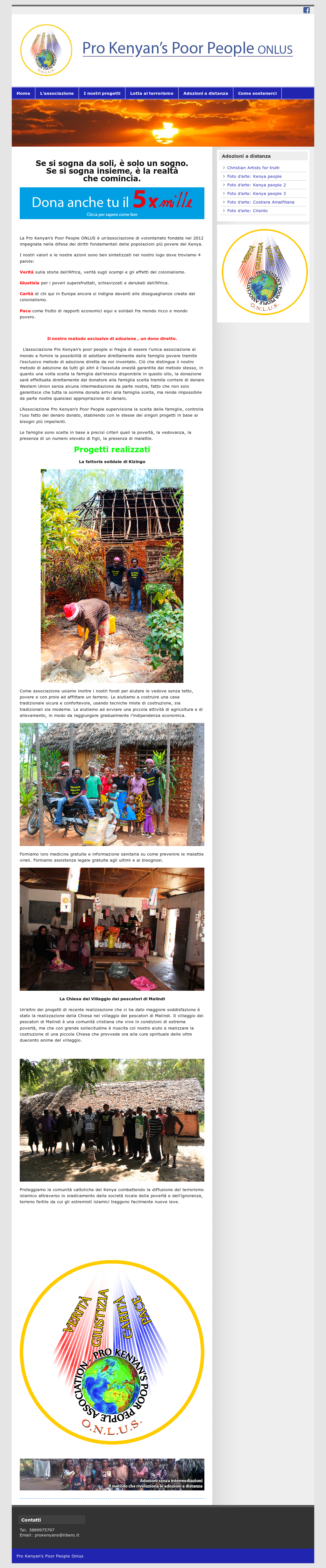 Come Realizzare Un Tetto Economico pro kenyan's poor people onlus competitors, revenue and