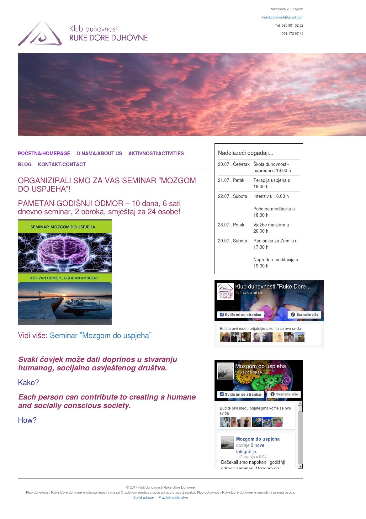 Dating web stranice duhovni uk