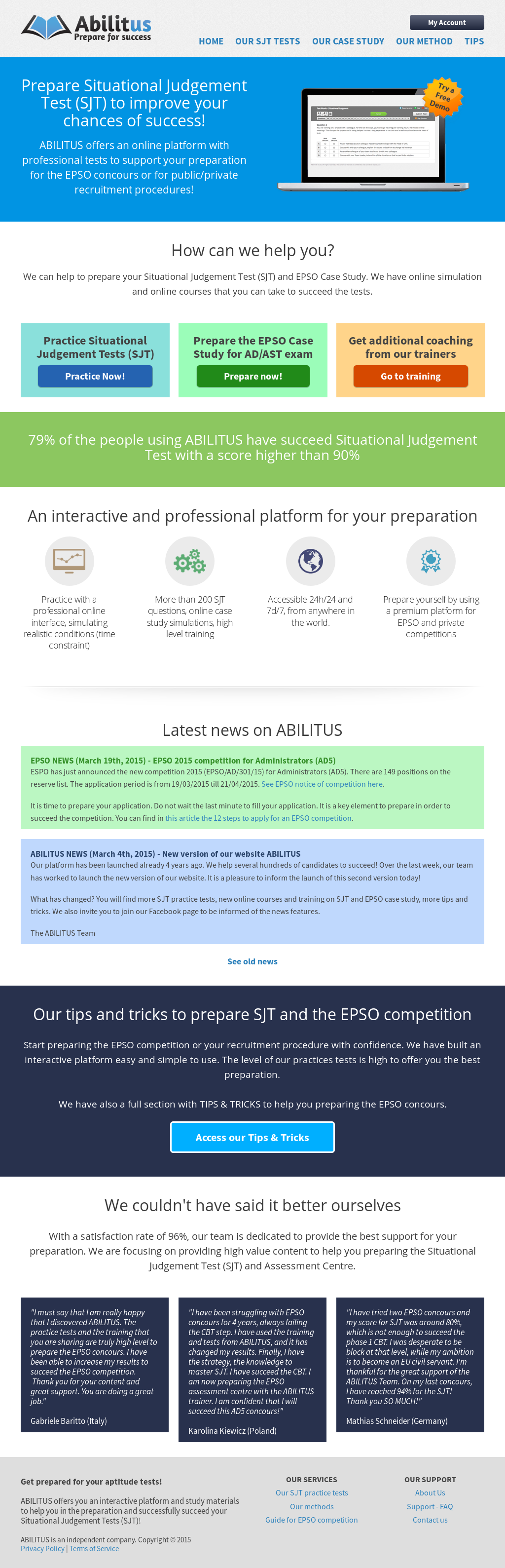 Abilitus Competitors, Revenue and Employees - Owler Company