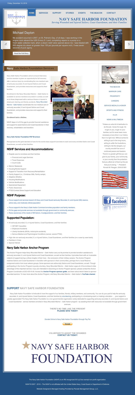 海軍安全ウェブサイト
