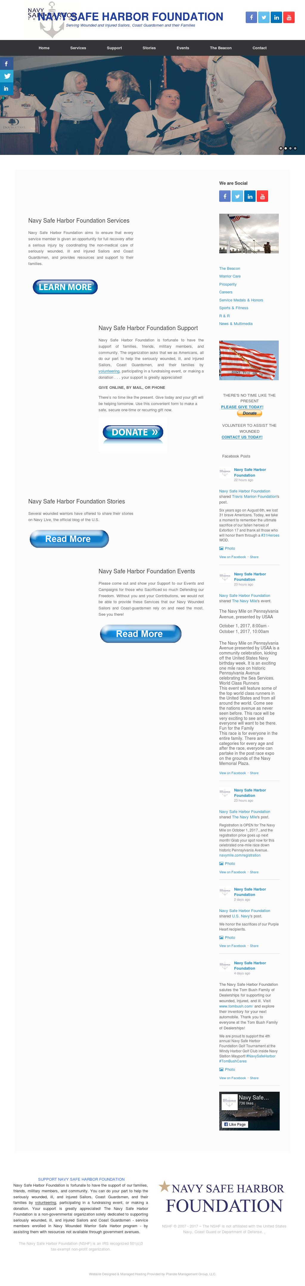 Navy safe website