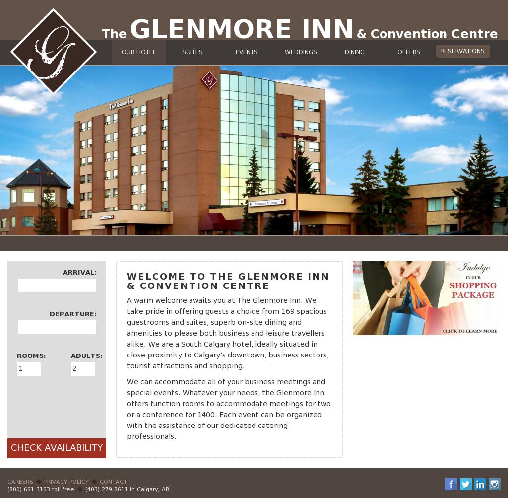 Glenmore Inn Hotel