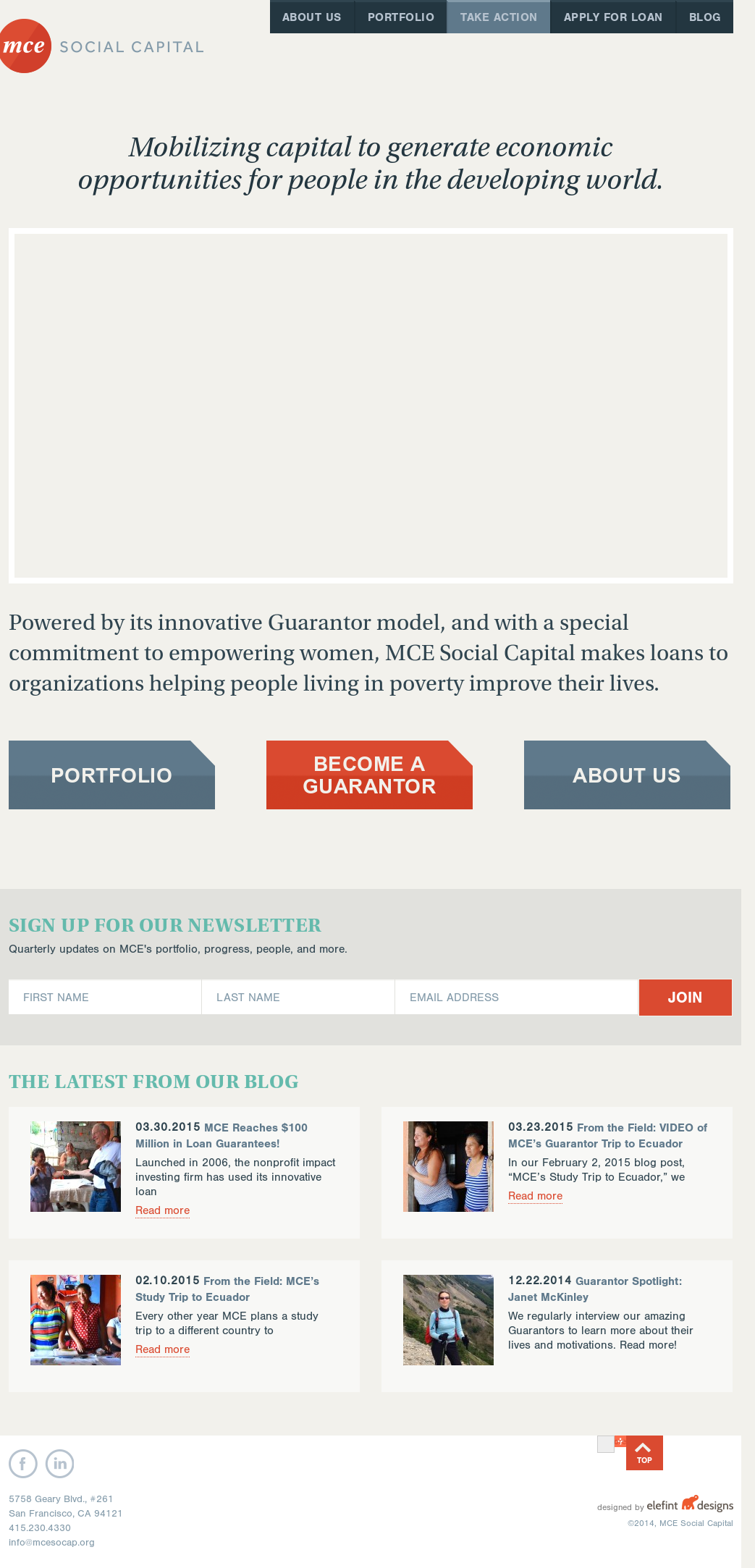 Mce Social Capital Competitors, Revenue and Employees
