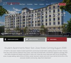 27North website history
