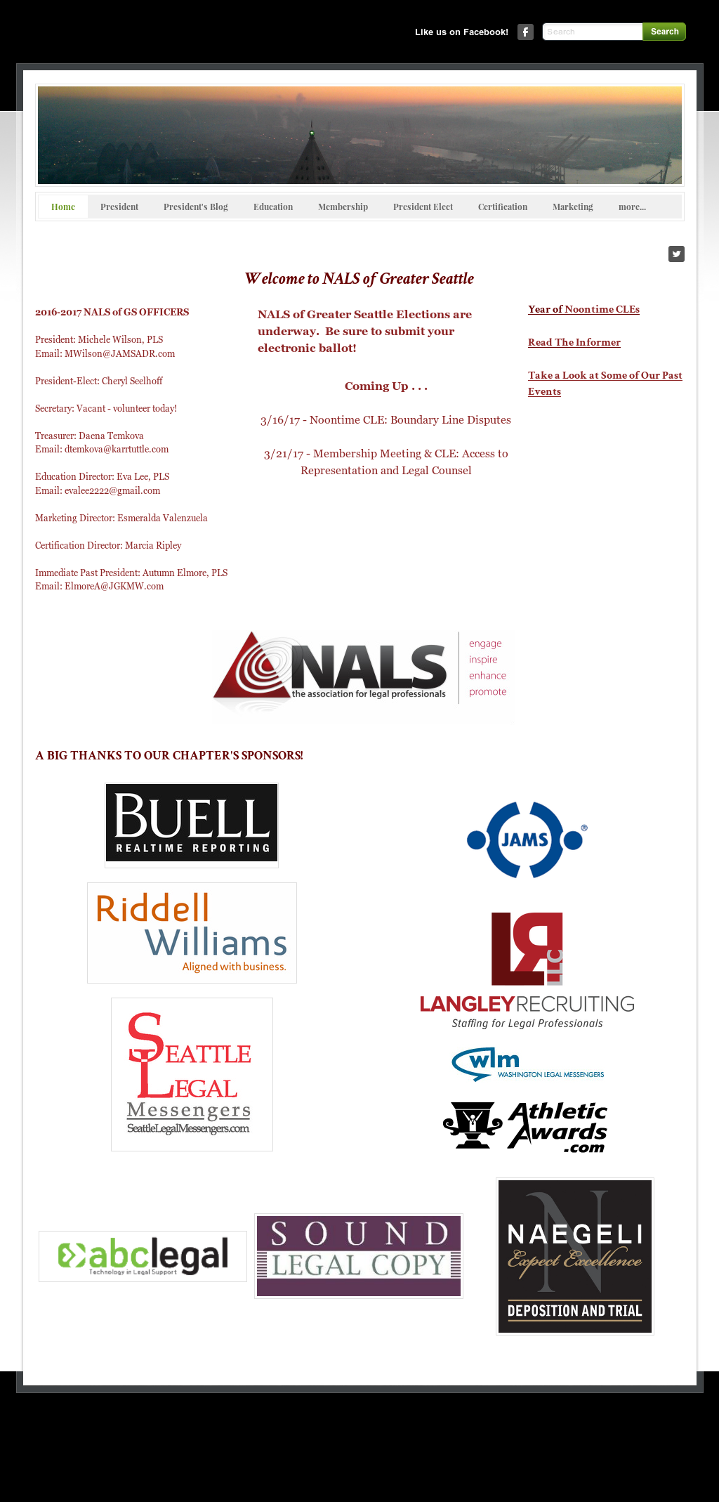 Nals Of Greater Seattle Competitors Revenue And Employees Owler