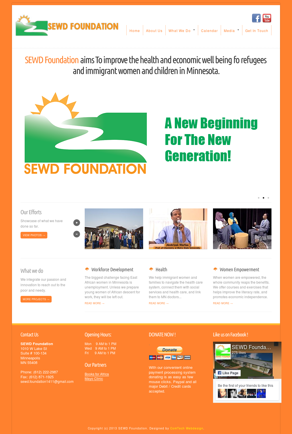 Sewd Foundation Competitors, Revenue and Employees - Owler Company
