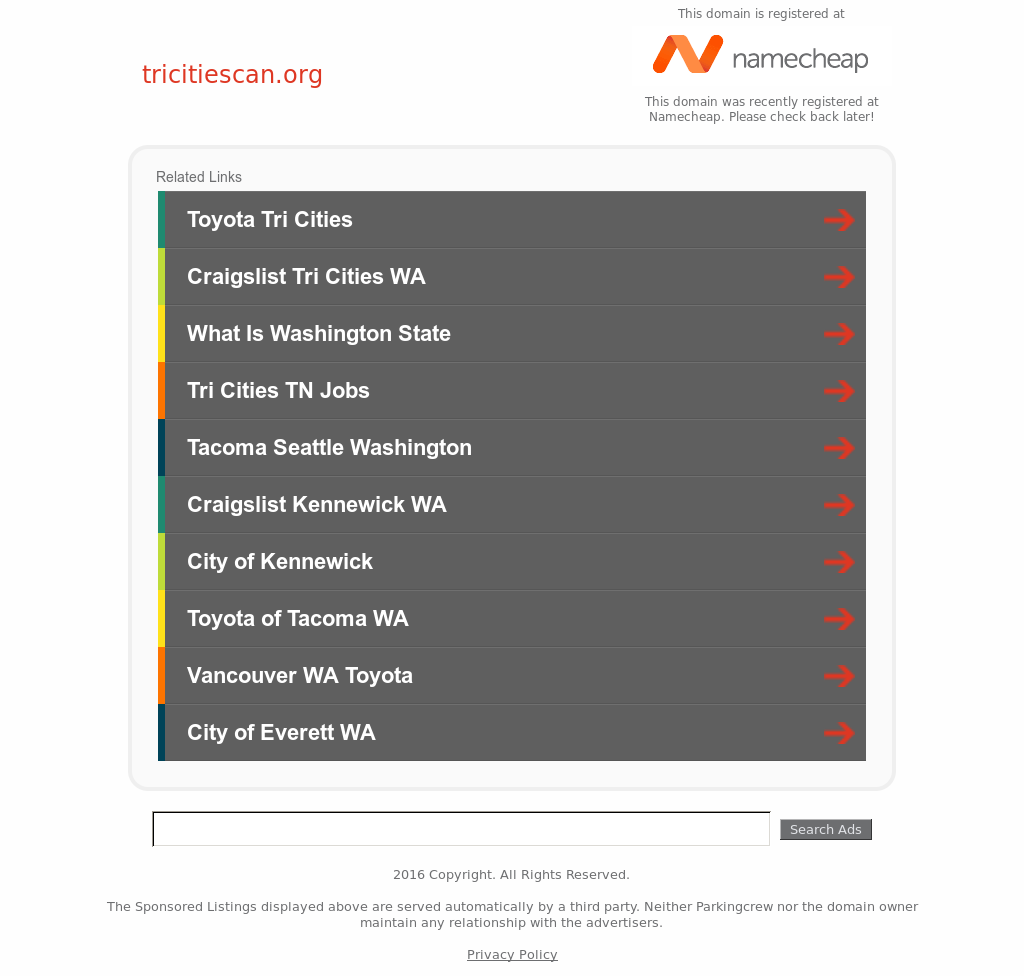 Tri-cites College Access Network Competitors, Revenue and Employees