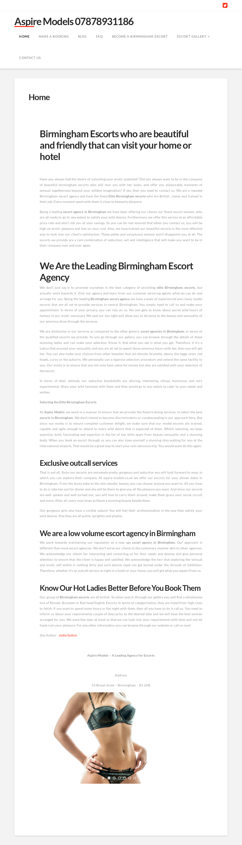 Birmingham Escorts Agency - Aspire-models.co.uk. All Images And Content  Competitors, Revenue and Employees - Owler Company Profile