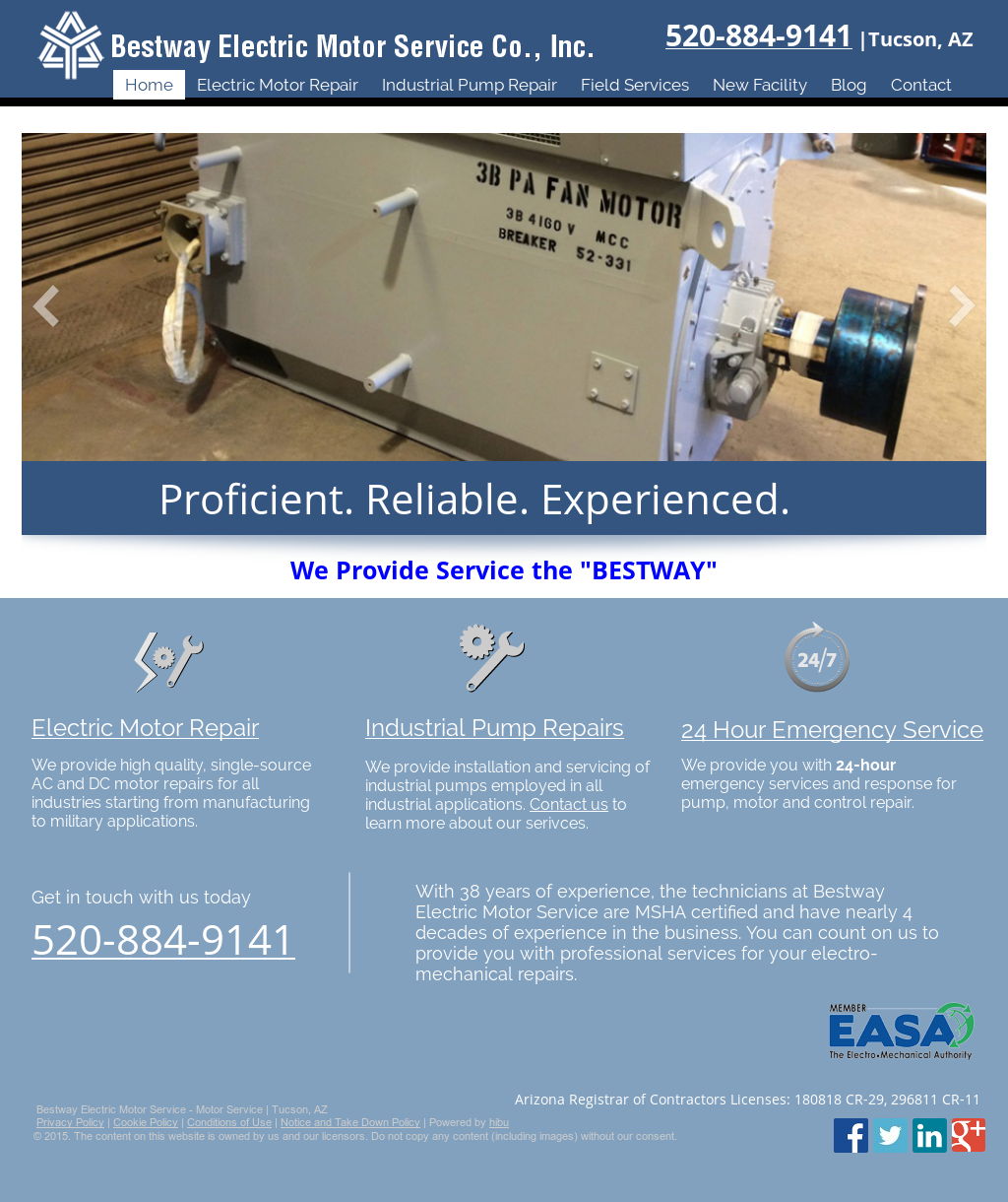 Bestway Electric Motor Service Compeors Revenue And Employees Owler Company Profile